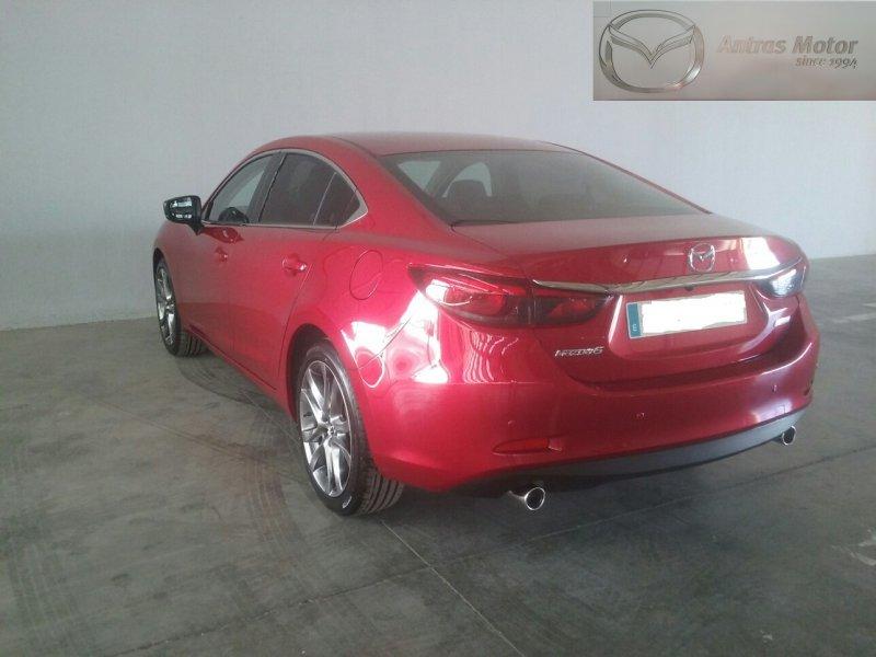 Mazda Mazda6 2.2 DE 175cv AT Lux.+Prem.+Tra.+SR (CN) Luxury + Pack Premium + Pack Travel + SR