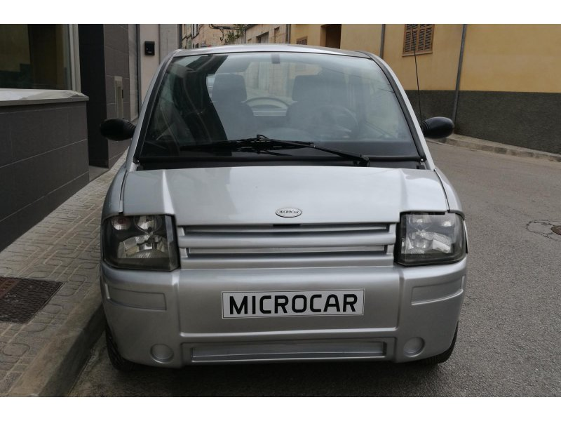 Microcar MC2 LOMBARDINI