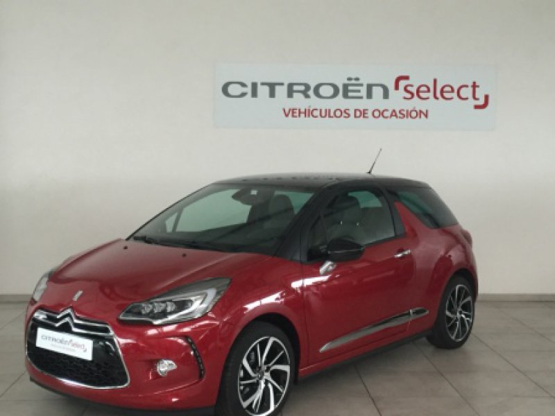 DS DS 3 BlueHDi 100 Techno Style