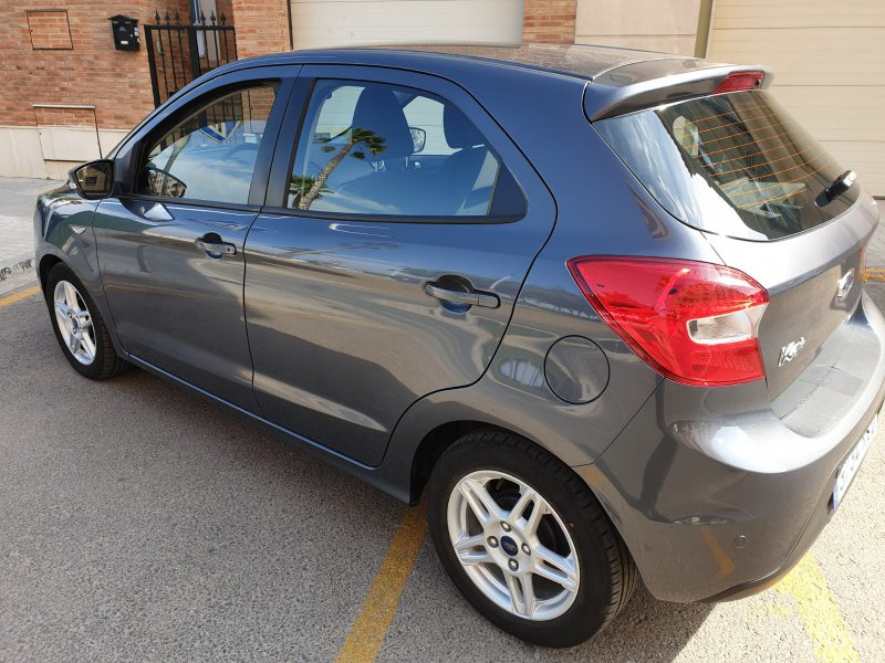 Ford Ka+ 1.2 Ti-VCT Ultimate