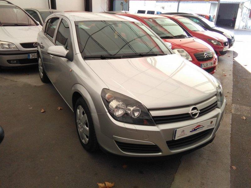 Opel Astra 1.7 CDTi 100 CV Elegance