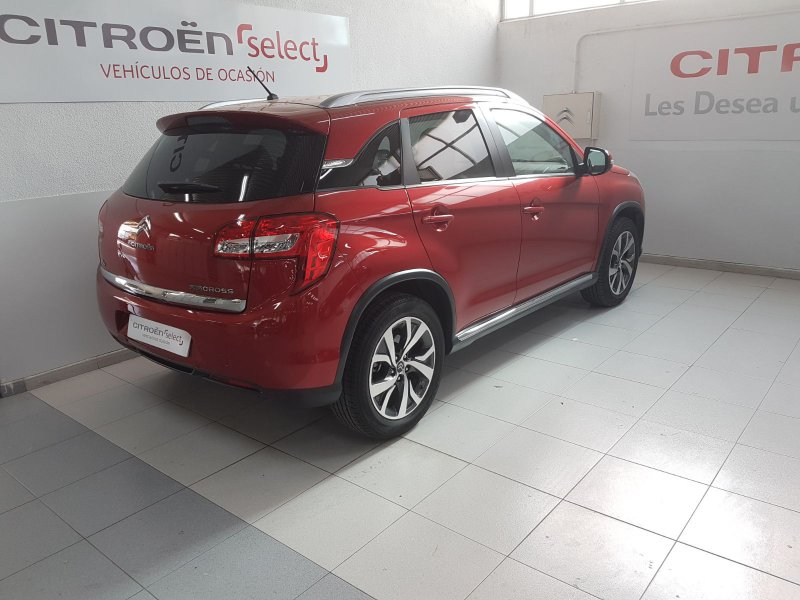 Citroen C4 Aircross HDi 115 Stop & Start 6v 2WD Shine