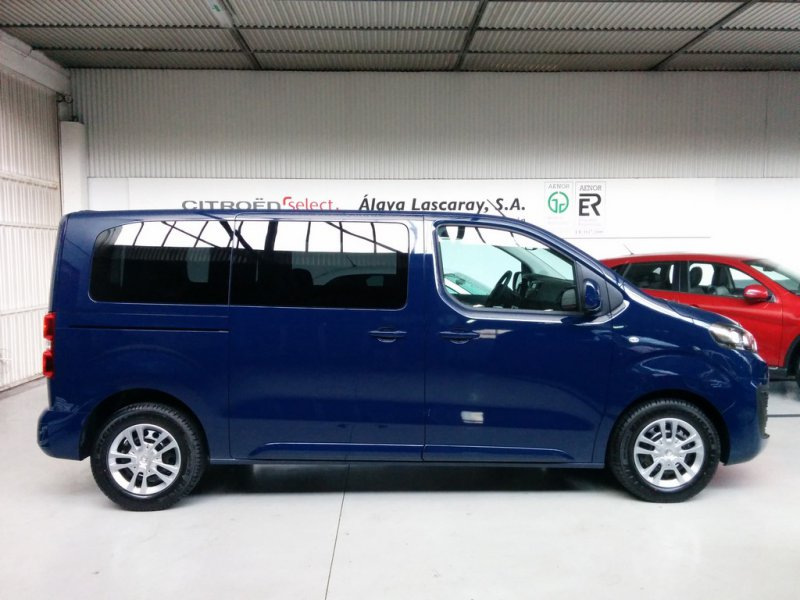 Citroen Jumpy Talla M BlueHDi 115 S&S 6v Business
