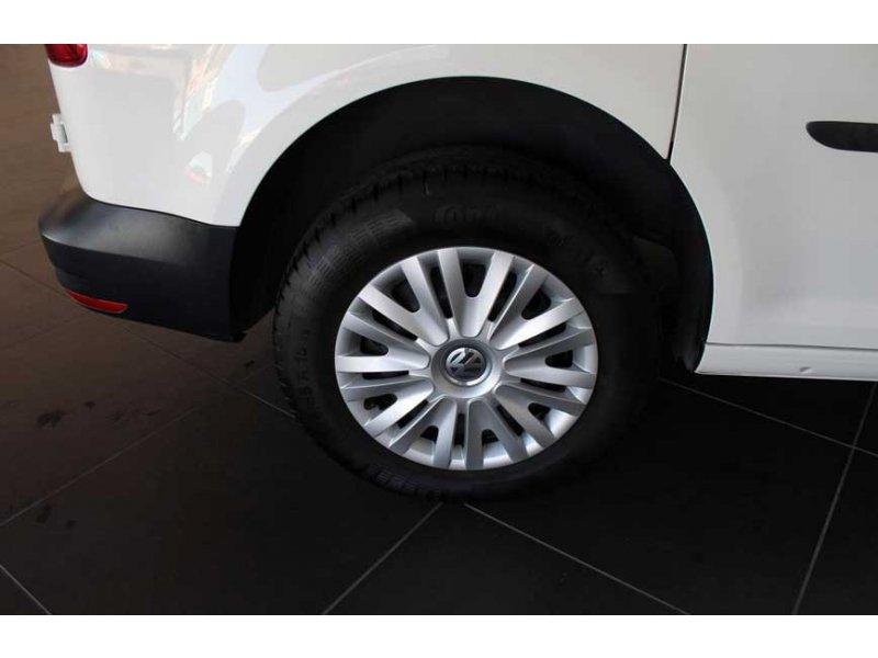Volkswagen Caddy 2.0 TDI 75kW BMT Profesional Kombi