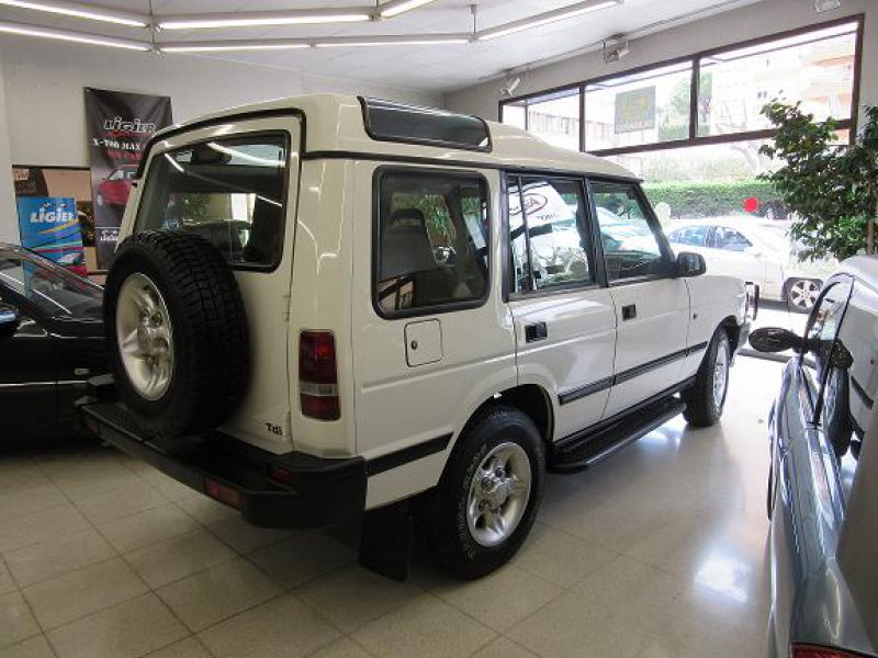 Land Rover Discovery 2.5 TD5 ES