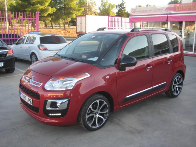 Citroen C3 Picasso BlueHDi 100 Feel Edition