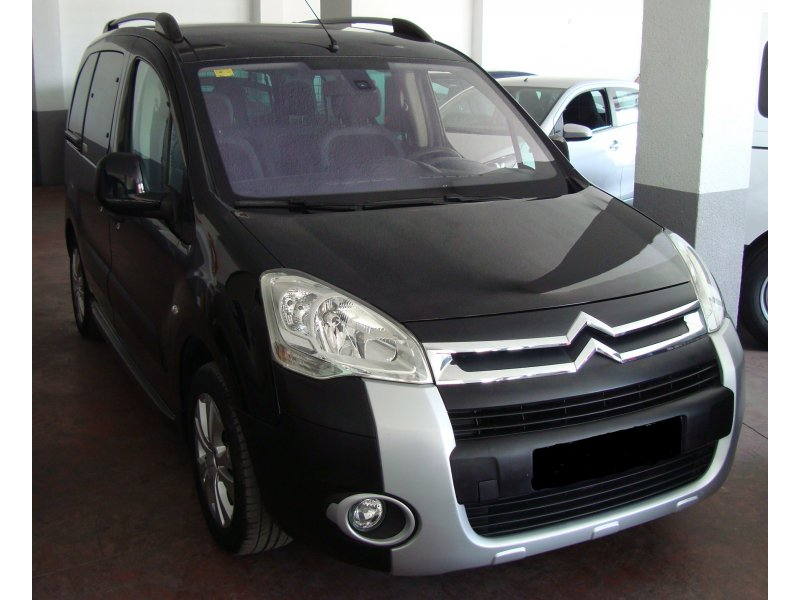 Citroen Berlingo 1.6 HDi 90cv X