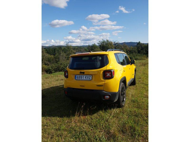 Jeep Renegade 1.0G 88kW 4x2 Longitude