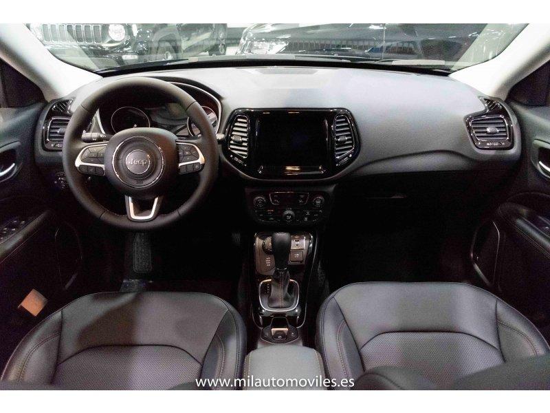 Jeep Compass 2.0 Mjet 125kW 4x4 AD Auto Limited