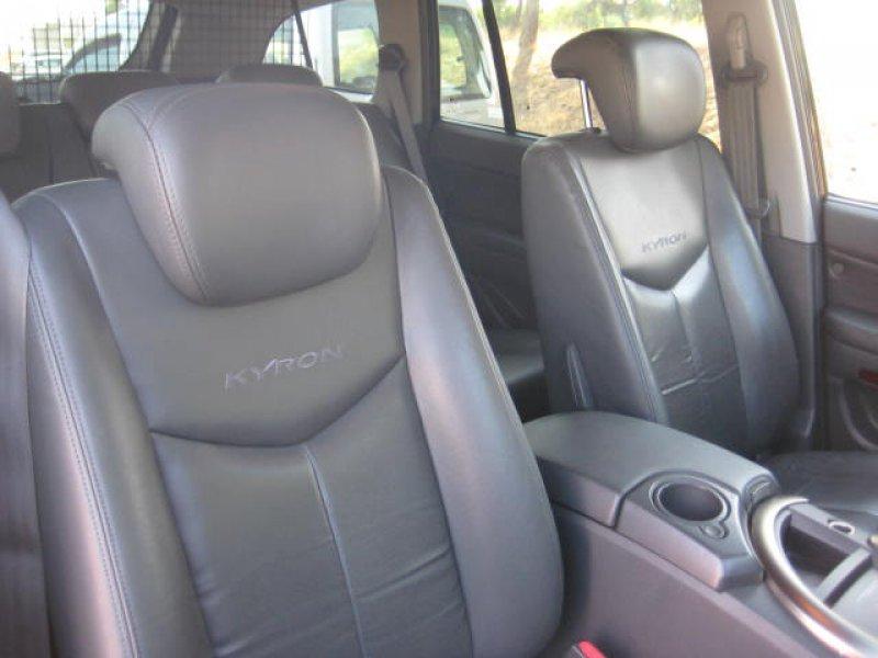 SsangYong Kyron 200Xdi Auto Sport