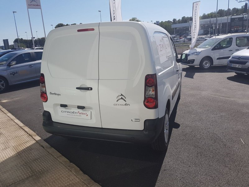 Citroen Berlingo Electric Club