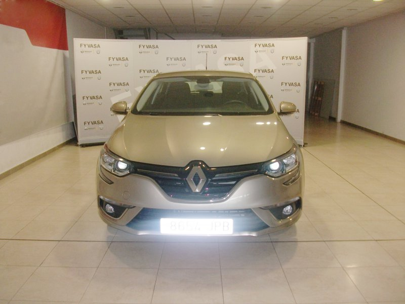 Renault Mégane Energy dCi 110 Intens