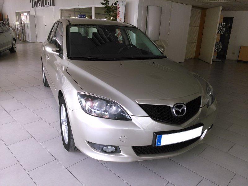 Mazda Mazda3 1.6 CRTD Active