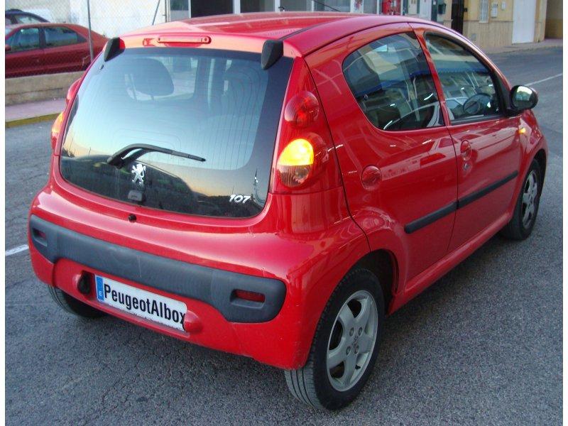 Peugeot 107 1.0i 68cv Trendy