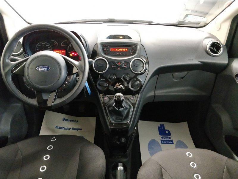 Ford KA 1.2 Duratec Auto-Start-St. Black Edition