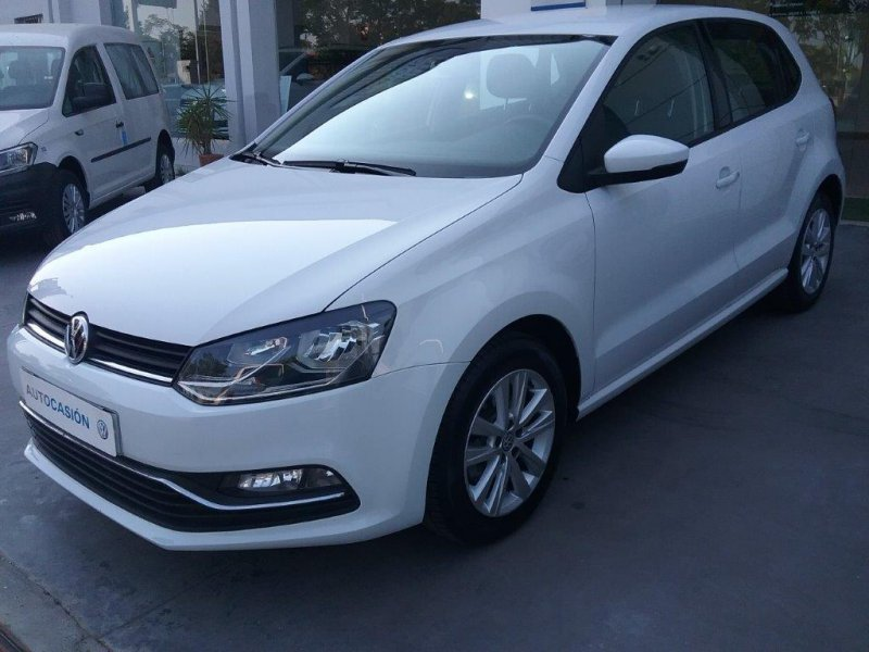 Volkswagen Polo 1.4 TDI 75cv Advance