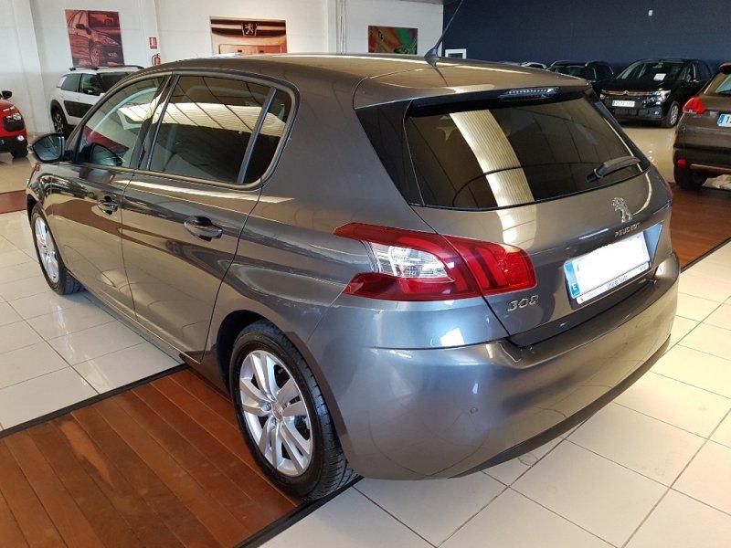 Peugeot 308 5p 1.6 BlueHDi 120 Style