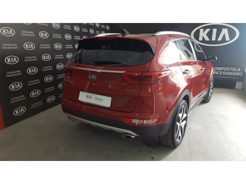 Kia Sportage 2.0 CRDi VGT 185CV GT LINE Auto 4x4 pack luxury GT Line