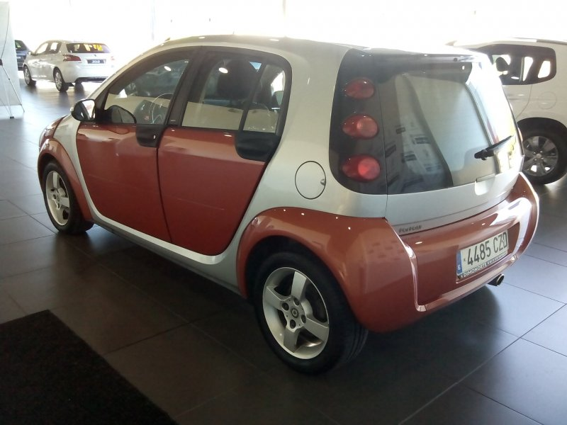 Smart Forfour 1.5 Pulse