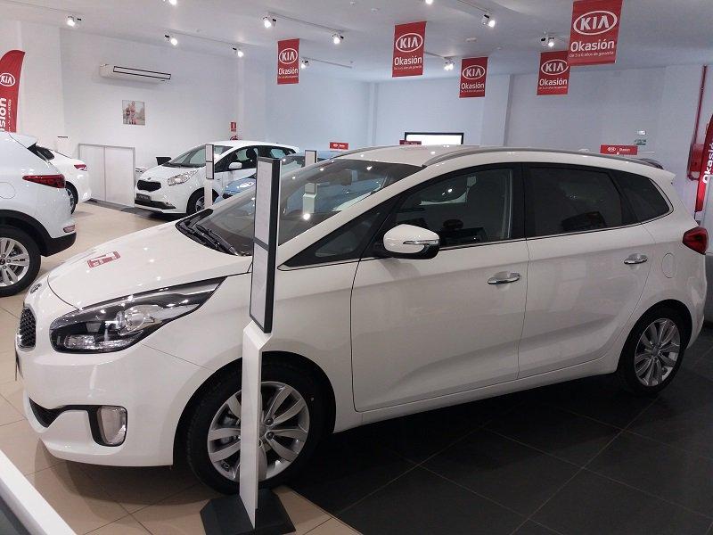 Kia Carens 1.7 CRDi  115CV 5 plazas Euro 2016