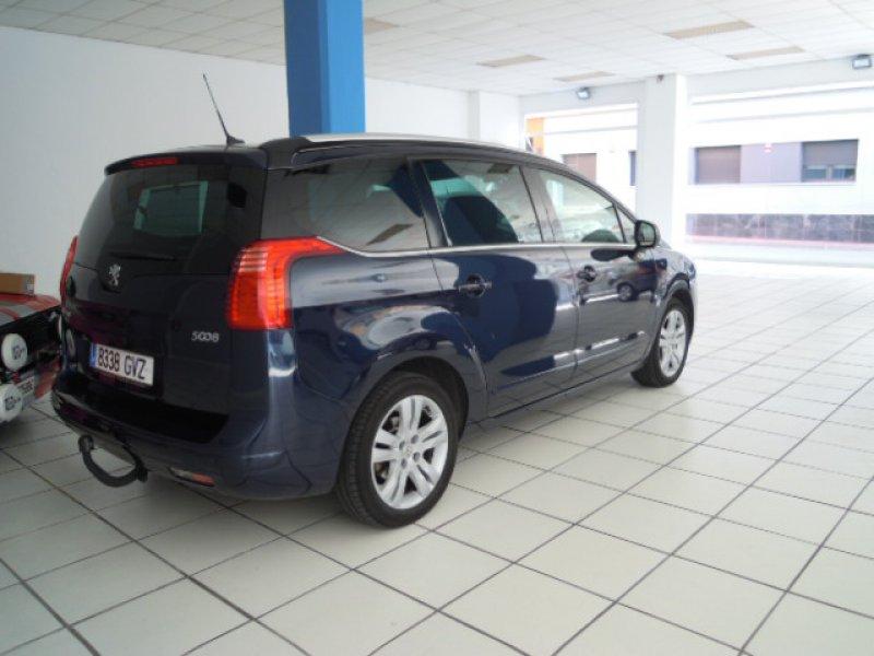Peugeot 5008 1.6 HDI 110 FAP Sport Pack