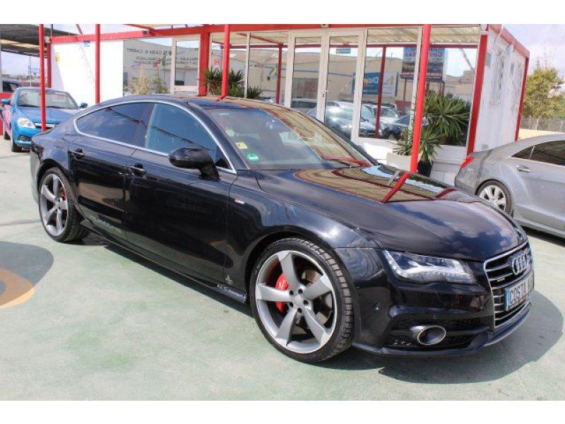 Audi A7 Sportback 3.0 Bi TDI 313cv quattro tip -