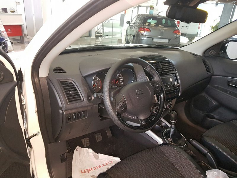 Citroen C4 Aircross HDi 115 Stop & Start 6v 2WD Live Edition