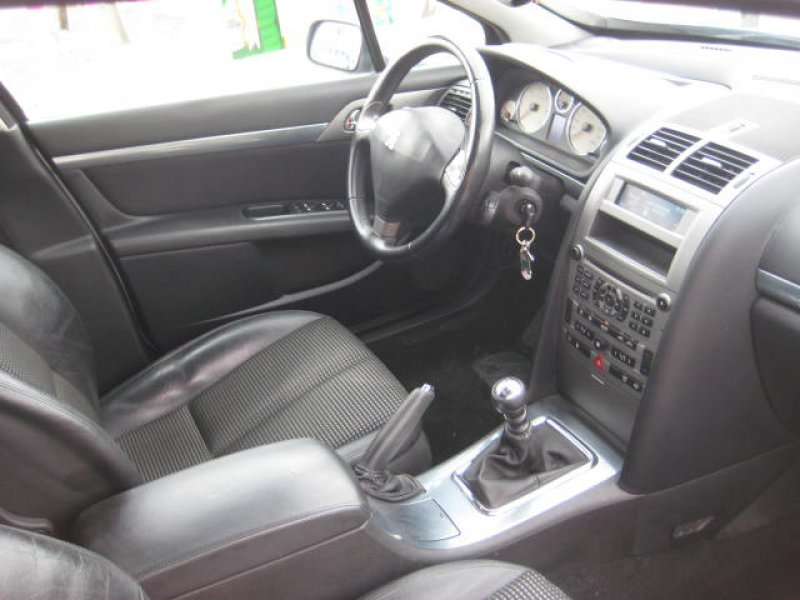 Peugeot 407 SW 2.0 HDi 136 ST Sport Pack