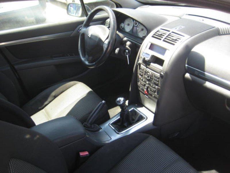 Peugeot 407 HDI 136 ST Sport