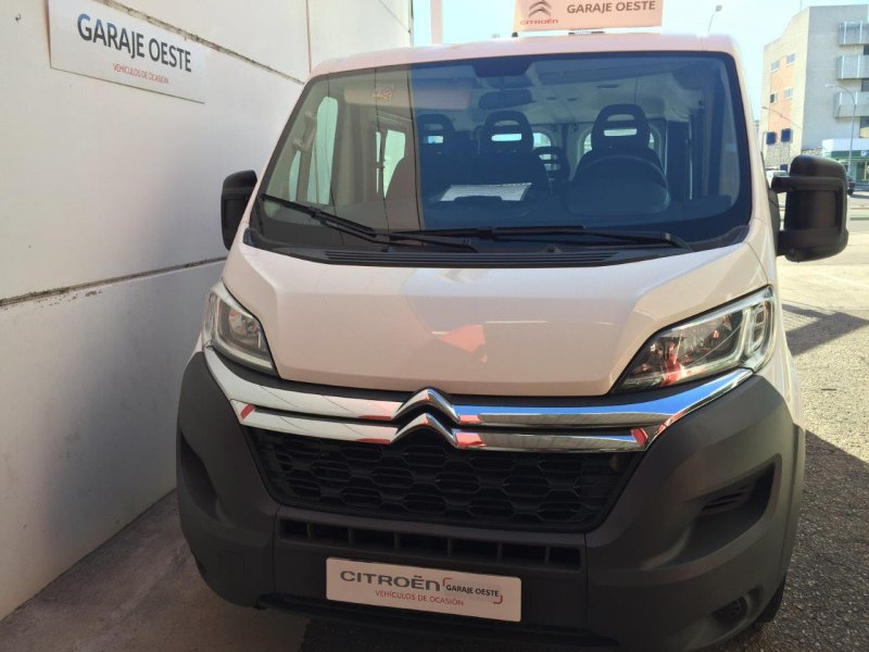 Citroen Jumper BlueHDi 130 6v Combi 30 L1H1 Club