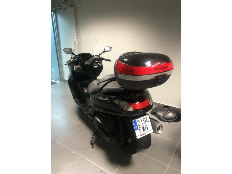 Yamaha Majestic 180 400