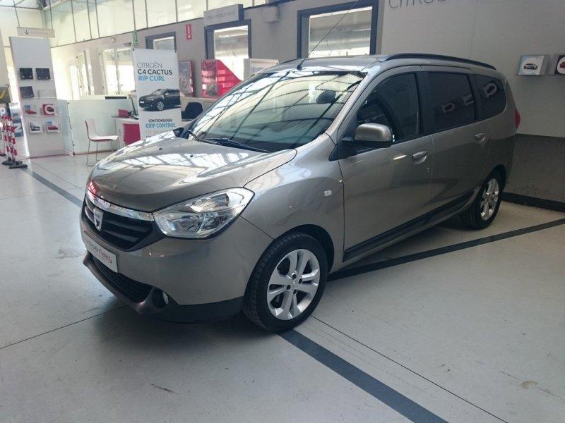 Dacia Lodgy dCi 110 7pl Laureate