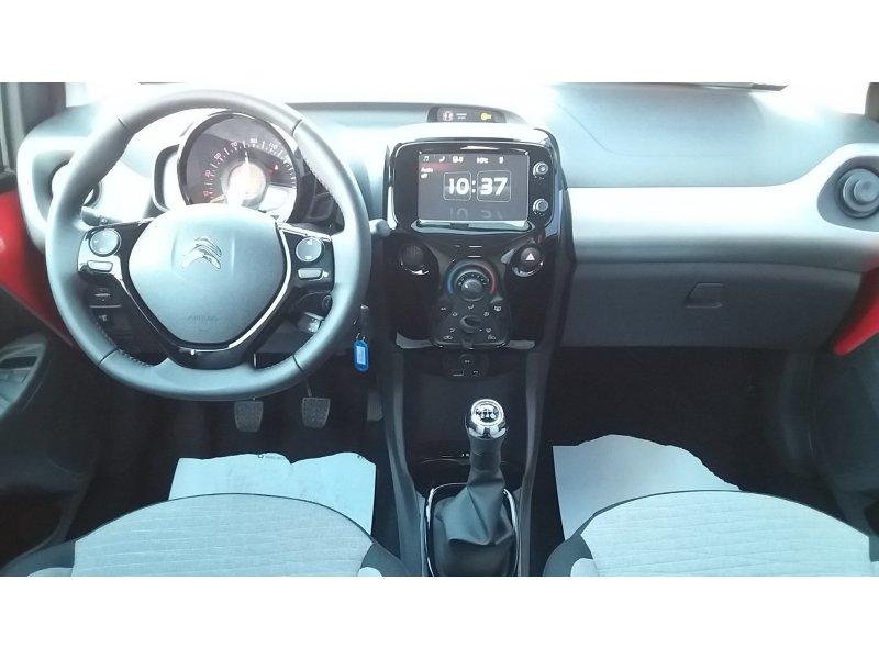 Citroen C1 PureTech 60KW (82CV) City Edition