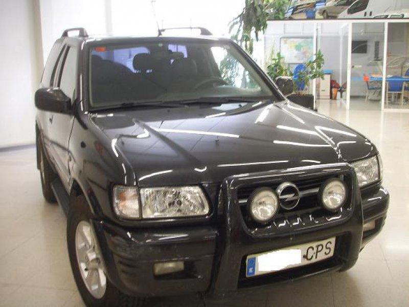 Opel Frontera 2.2 Dti FRONTERA