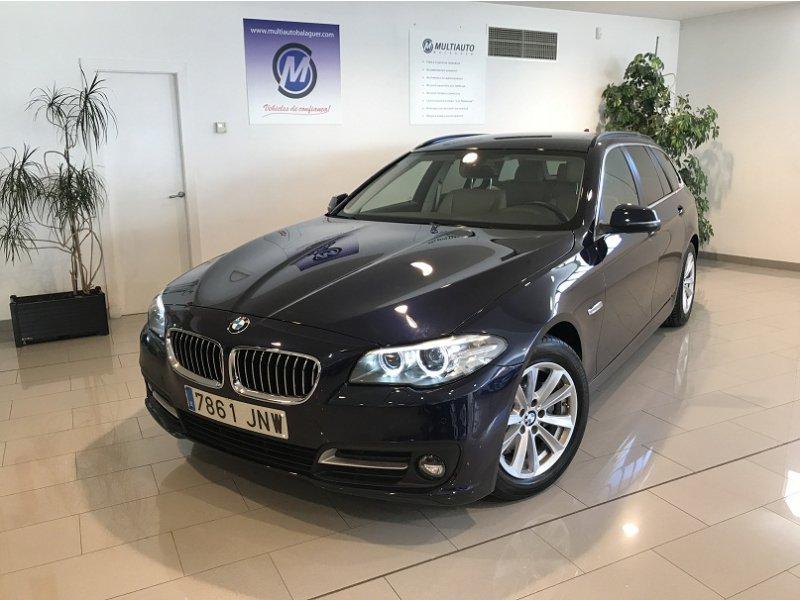BMW Serie 5 520dA 190 CV Touring -