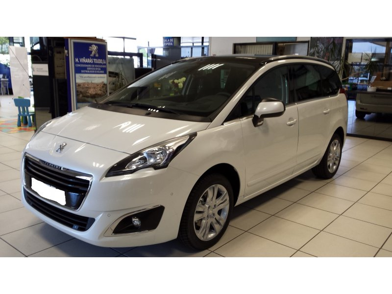 Peugeot 5008 1.6 BlueHDi 120 EAT6 Allure