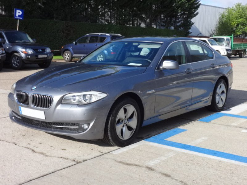 BMW Serie 5 520d EfficientDynamics Edition 520d EfficientDynamics Edition