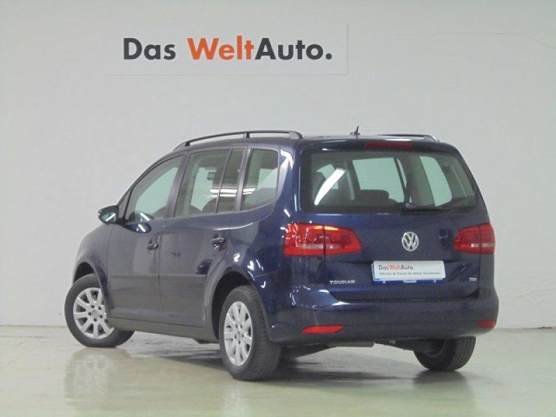 Volkswagen Touran 1.6 TDI 105cv Edition