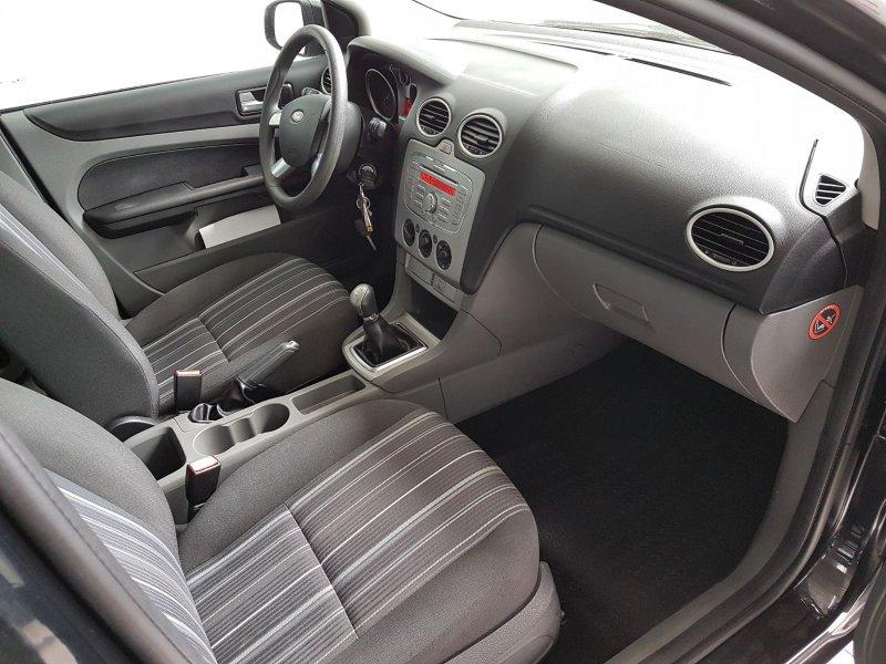 Ford Focus 1.8 TDCi 100cv Titanium
