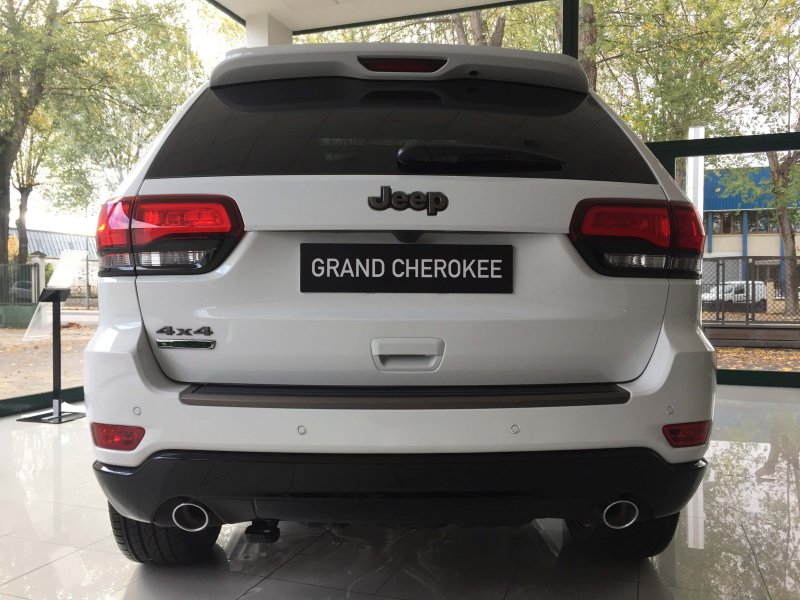 Jeep Grand Cherokee 3.0 V6 Diesel 250 CV E6 75 Aniversario