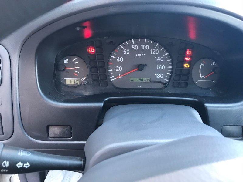 Nissan Pick-up 2.5 TD SIMPLE CAB -