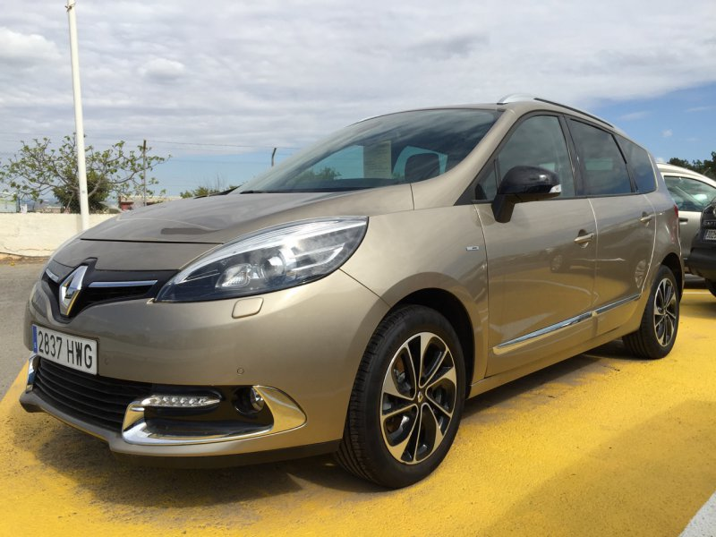 Renault Grand Scénic Energy dCi 130 eco2 7p Bose Edition