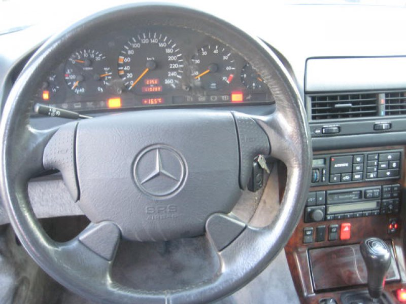 Mercedes-Benz Clase SL AUTO SL 320