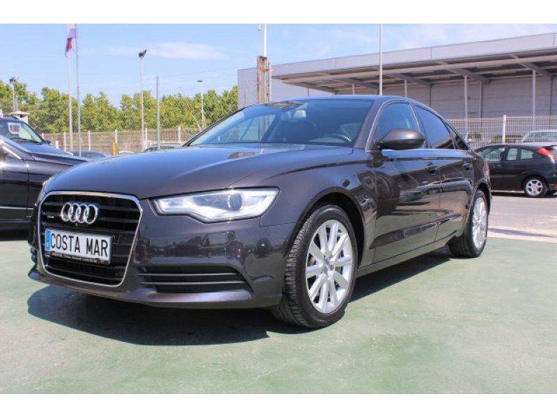 Audi A6 3.0 Bi TDI 313cv quattro tiptronic -