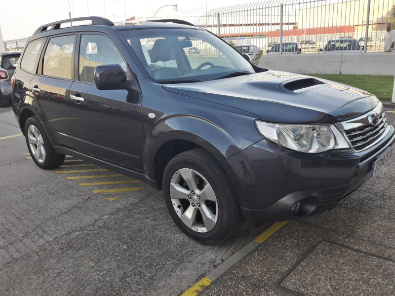 Subaru Forester 2.0 TD XS Limited Plus