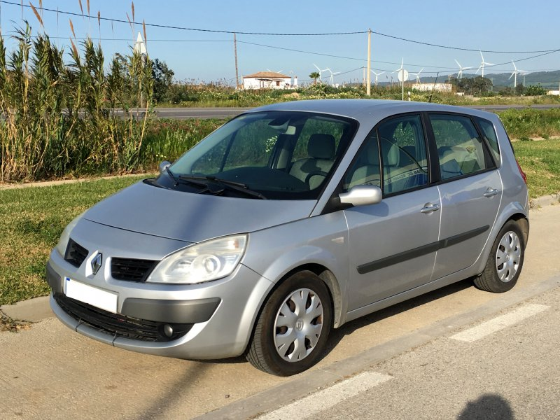 Renault Scénic 1.9dCi EU4 Expression