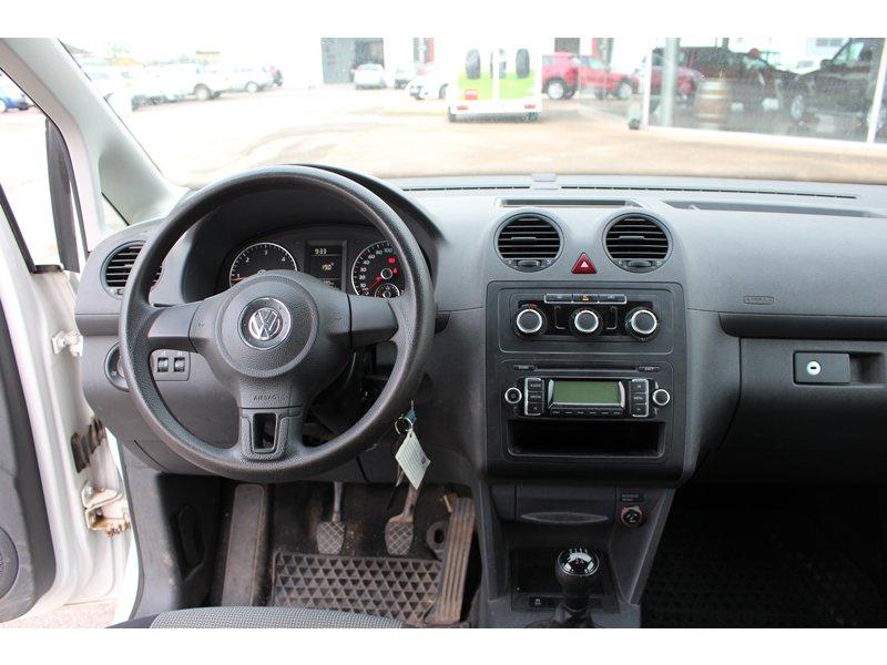 Volkswagen Caddy 1.9 TDI 105cv Kombi