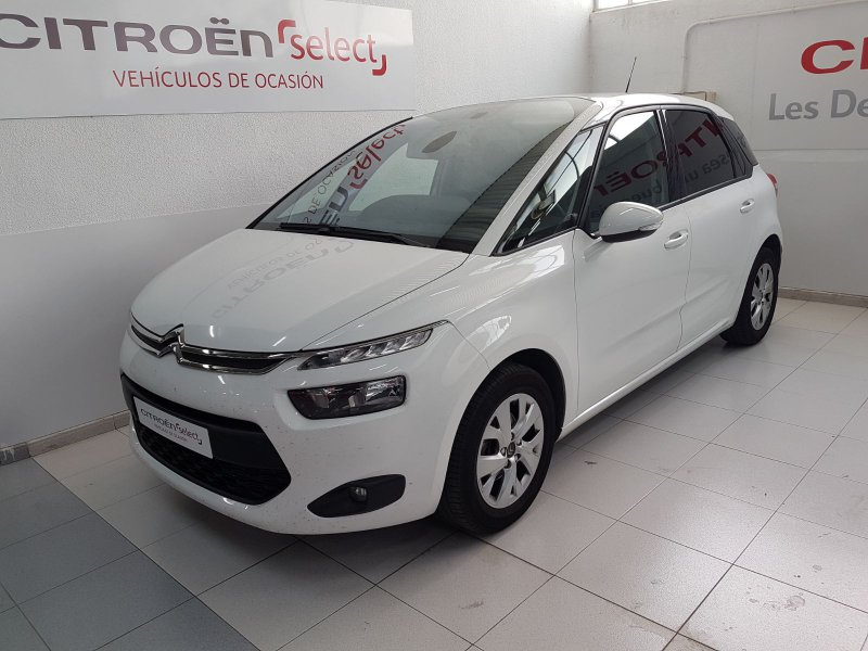 Citroen C4 Picasso 1.6 HDi 90cv Seduction