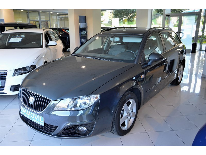 SEAT Exeo Reference