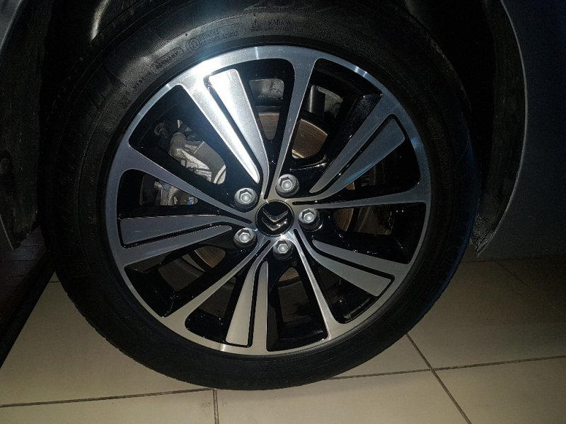 Citroen C4 Grand Picasso BlueHDi 120cv EAT6 Feel